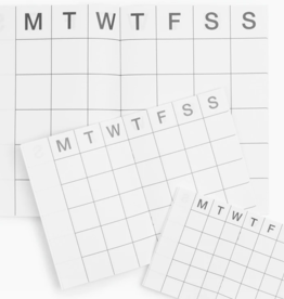 Poketo Poketo Monthly Planner