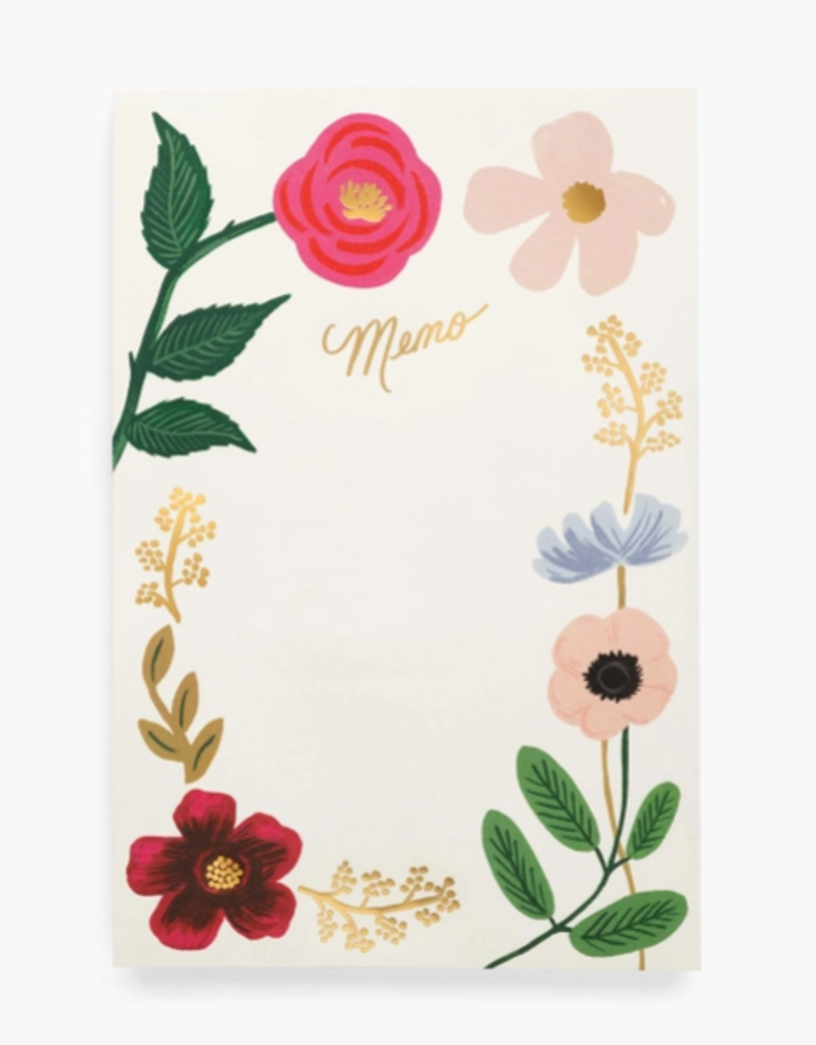 Rifle Paper Co. Rifle Paper Memo Note Pad