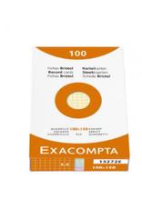 Exacompta Exacompta Index Cards