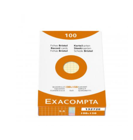 Exacompta Exacompta Index Cards