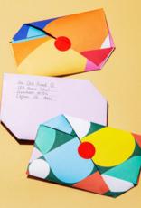 Poketo Poketo Origami Letter Set