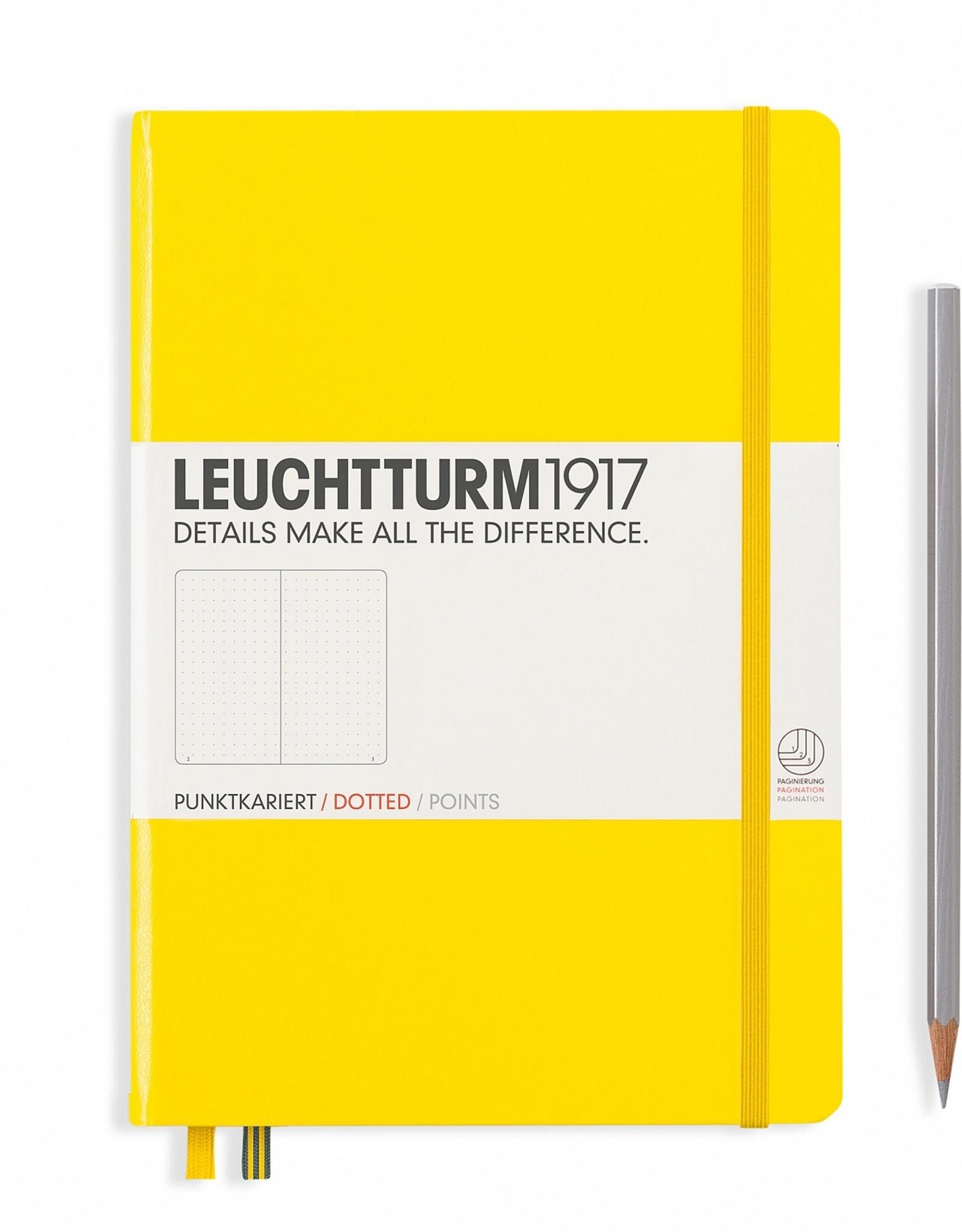 Leuchtturm 1917 Leuchtturm 1917 Notebooks Dot Grid A5