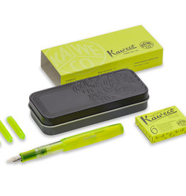 Kaweco Kaweco Ice Sport Fountain Pen Glow Highlighter Yellow