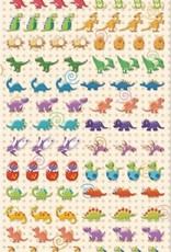 Nekoni Tiny Puffy Sticker Sheet