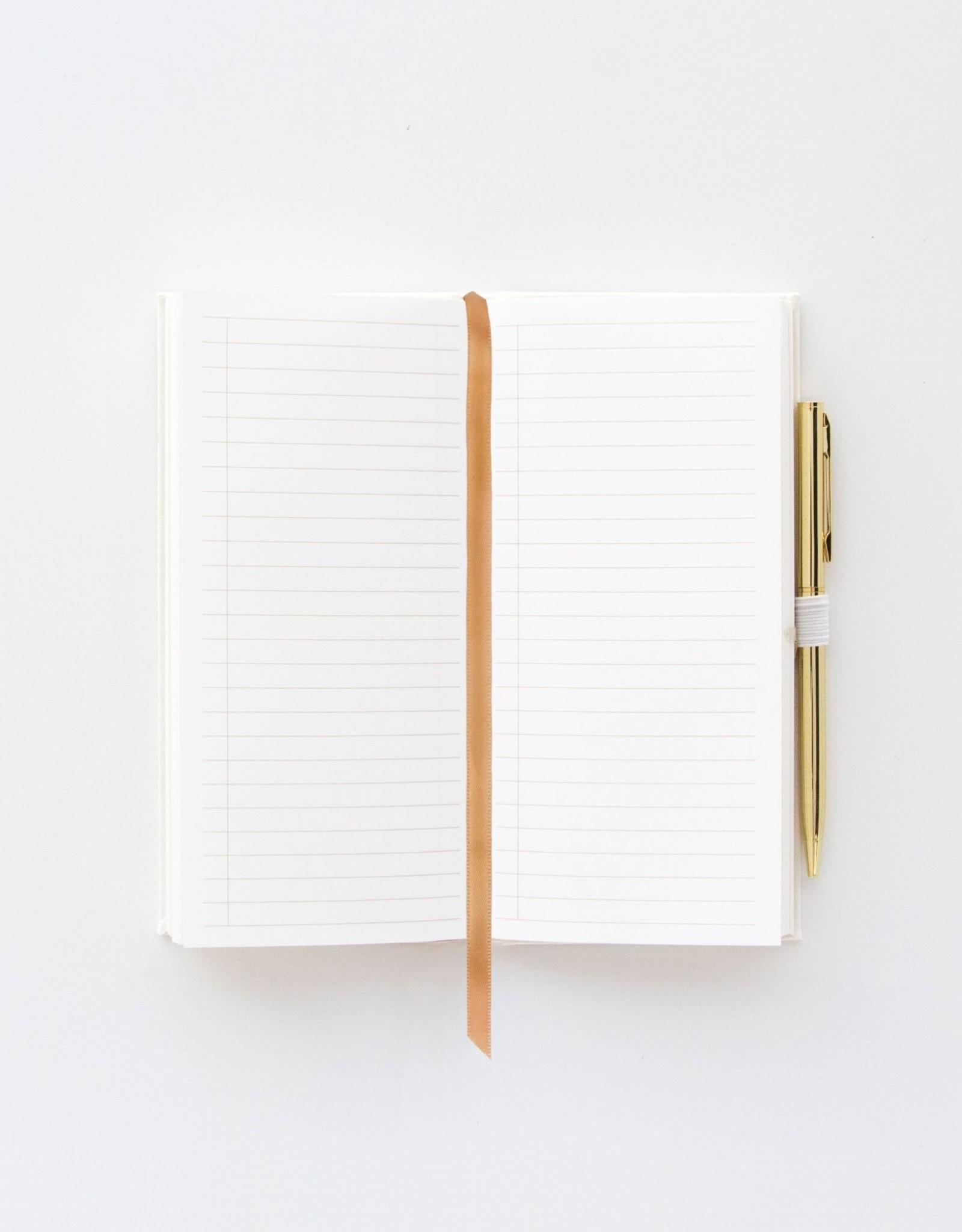 Designworks Ink Designworks Ink Skinny Journal + Pen