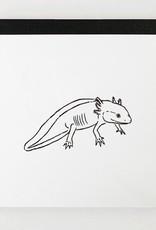 Green Flash Animal Series Memo Pad