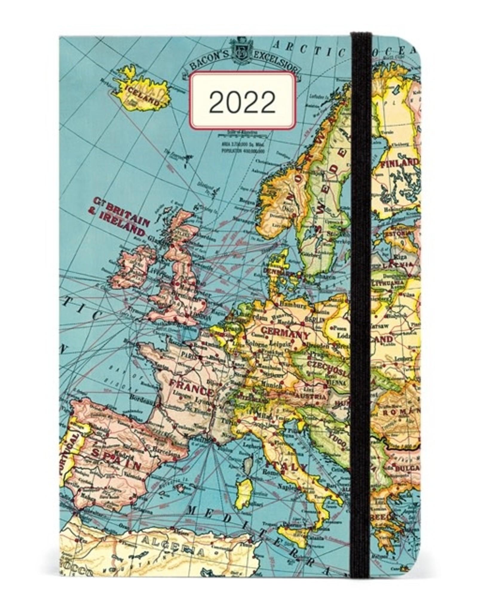 Cavallini Cavallini 2022 Weekly Planner
