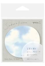 Midori Transparent Sticky Notes