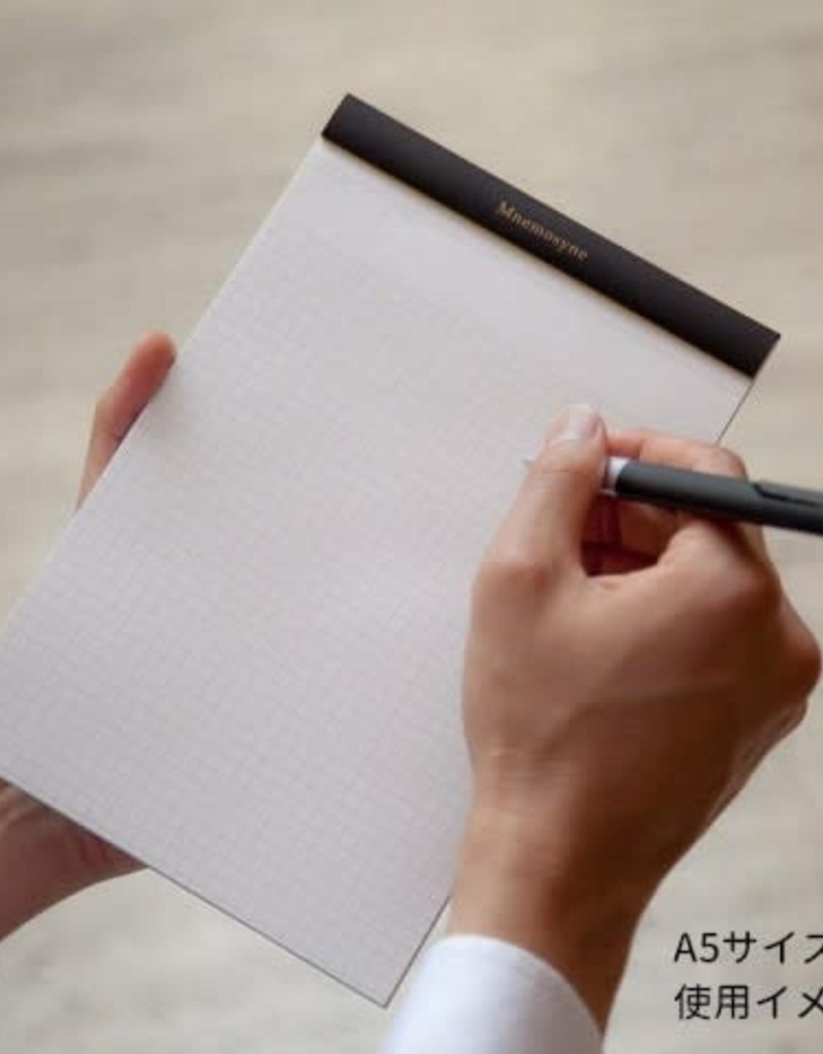 Maruman Mnemosyne Notepad Grid