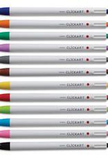 Zebra ClickArt Retractable Marker Pen