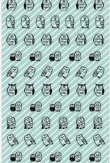 MW Seals Clear Sticker Sheet