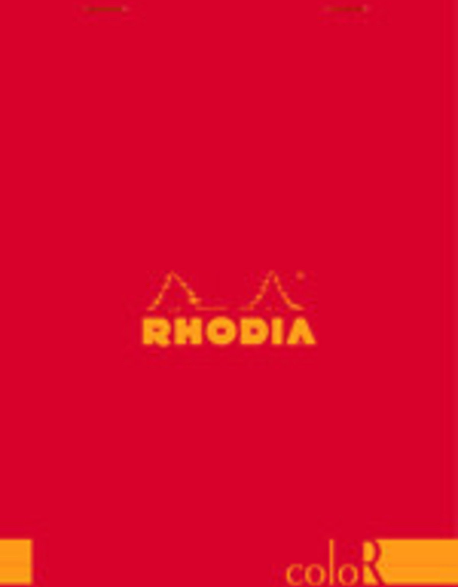 Rhodia ColoR Pad Lined