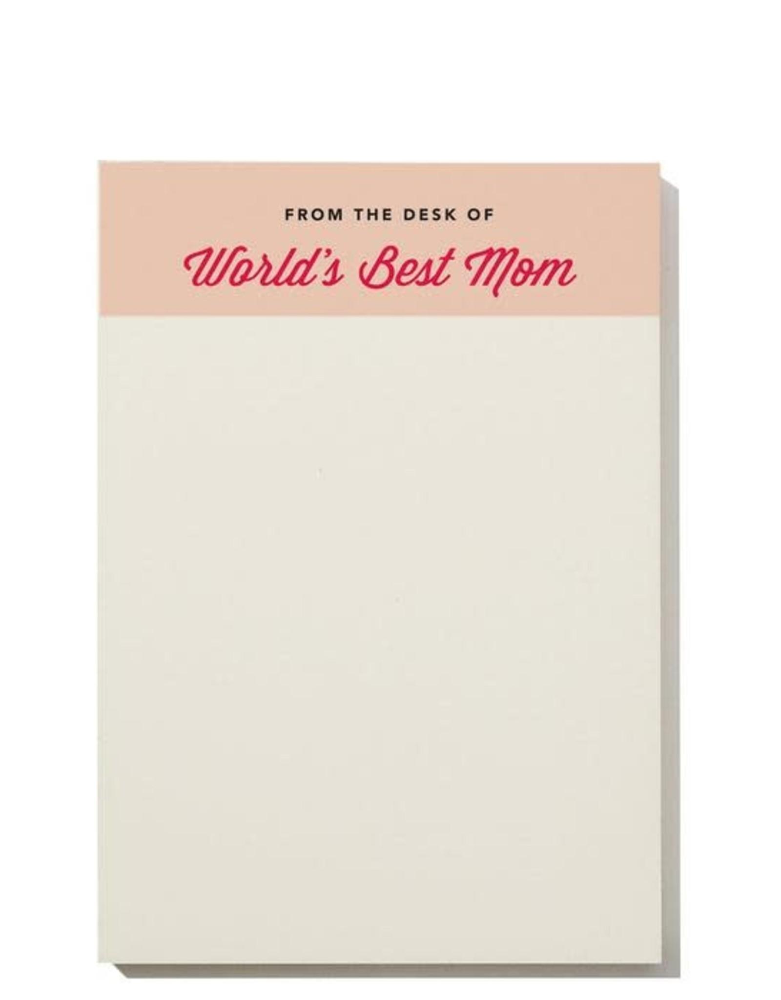 Snow & Graham Snow & Graham World's Best Mom Mini Pad