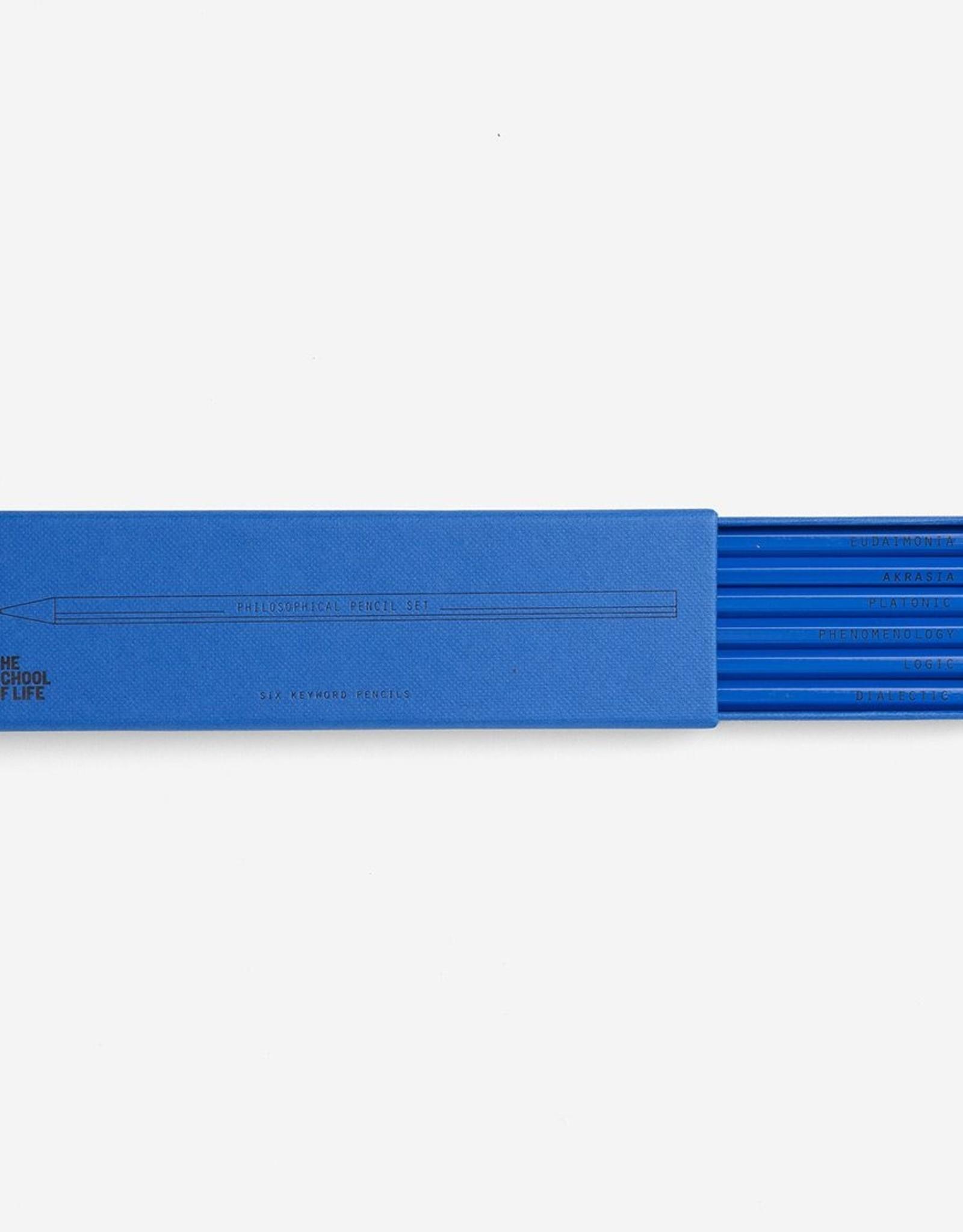 The School of Life Key Word Pencil Set