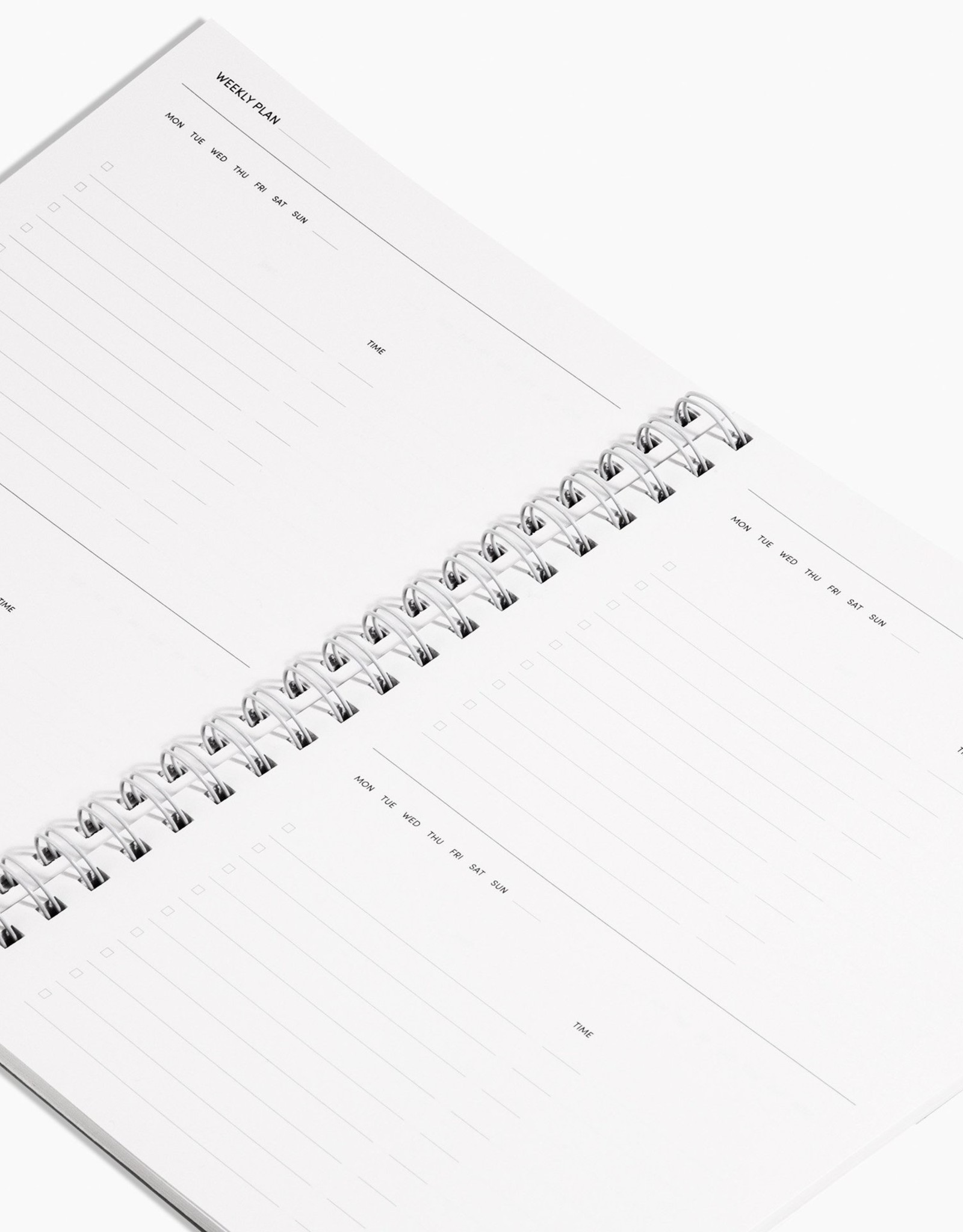 Poketo Daily Weekly Monthly Planner