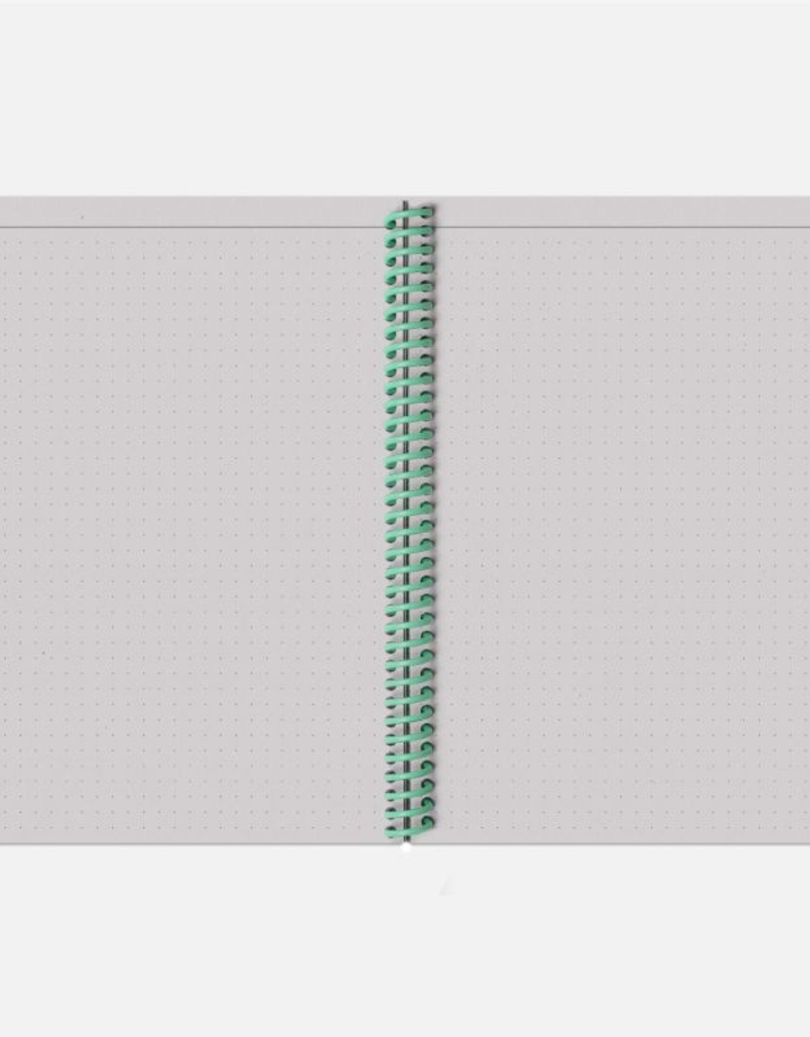 Papier Tigre Papier Tigre Canvas Spiral A5