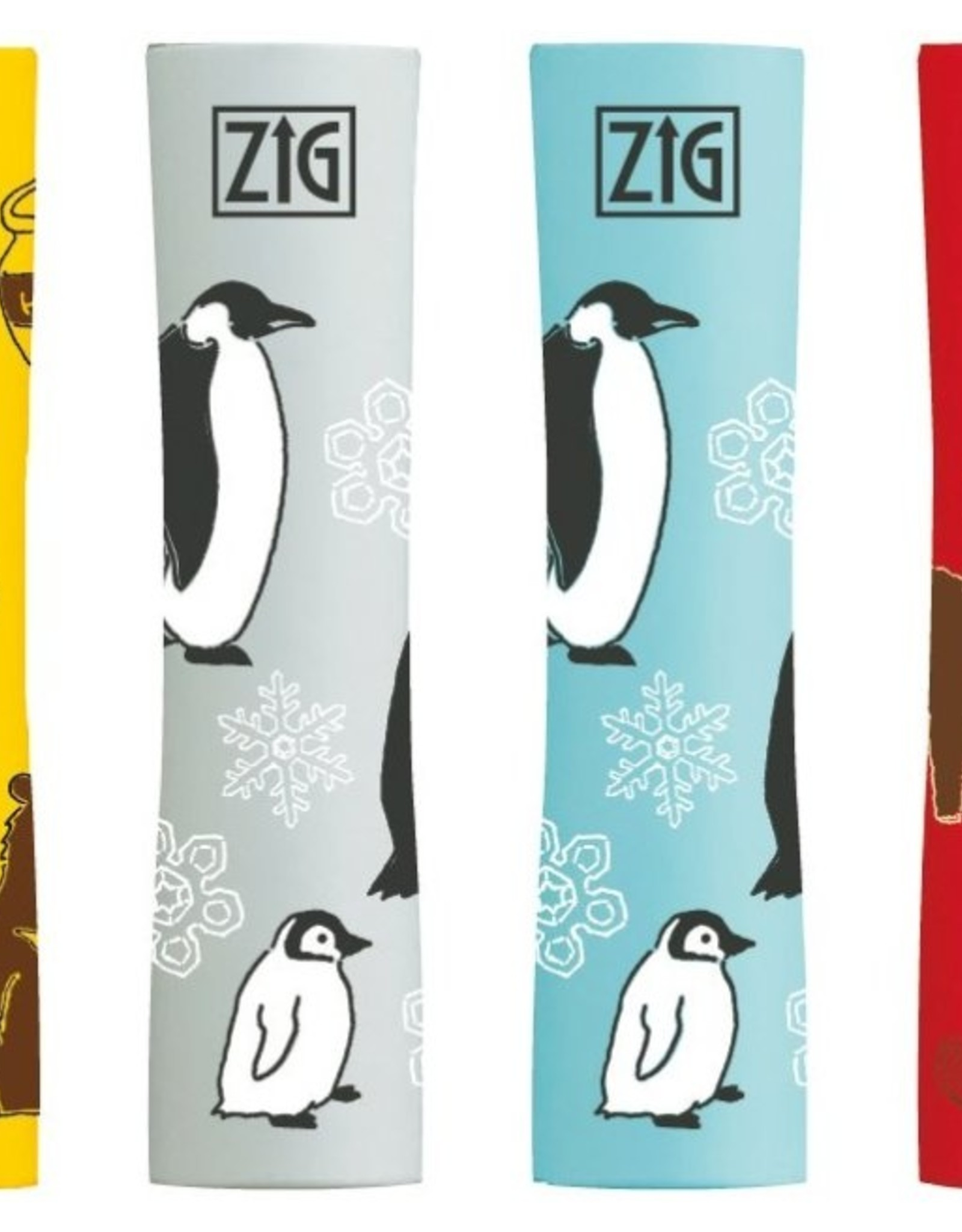 Zig Cocoiro Extra Fine Animal Design *Limited Edition 2021*