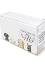 E. Frances E. Frances Little Notes