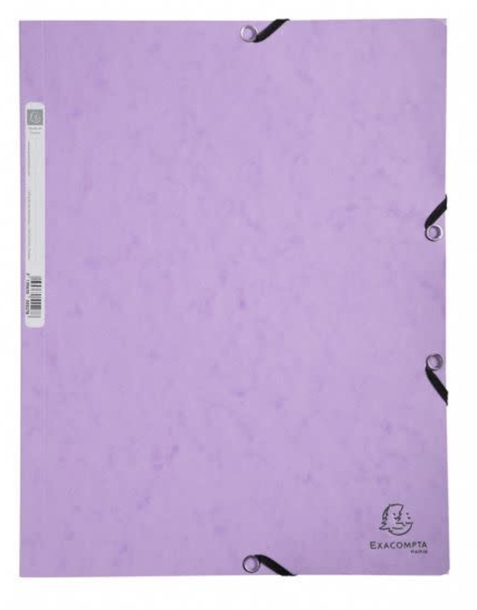 Exacompta Exacompta Pastel Three Flaps Folder
