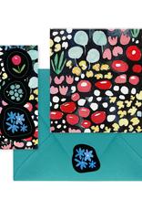 E. Frances E. Frances Note Card & Sticker Set