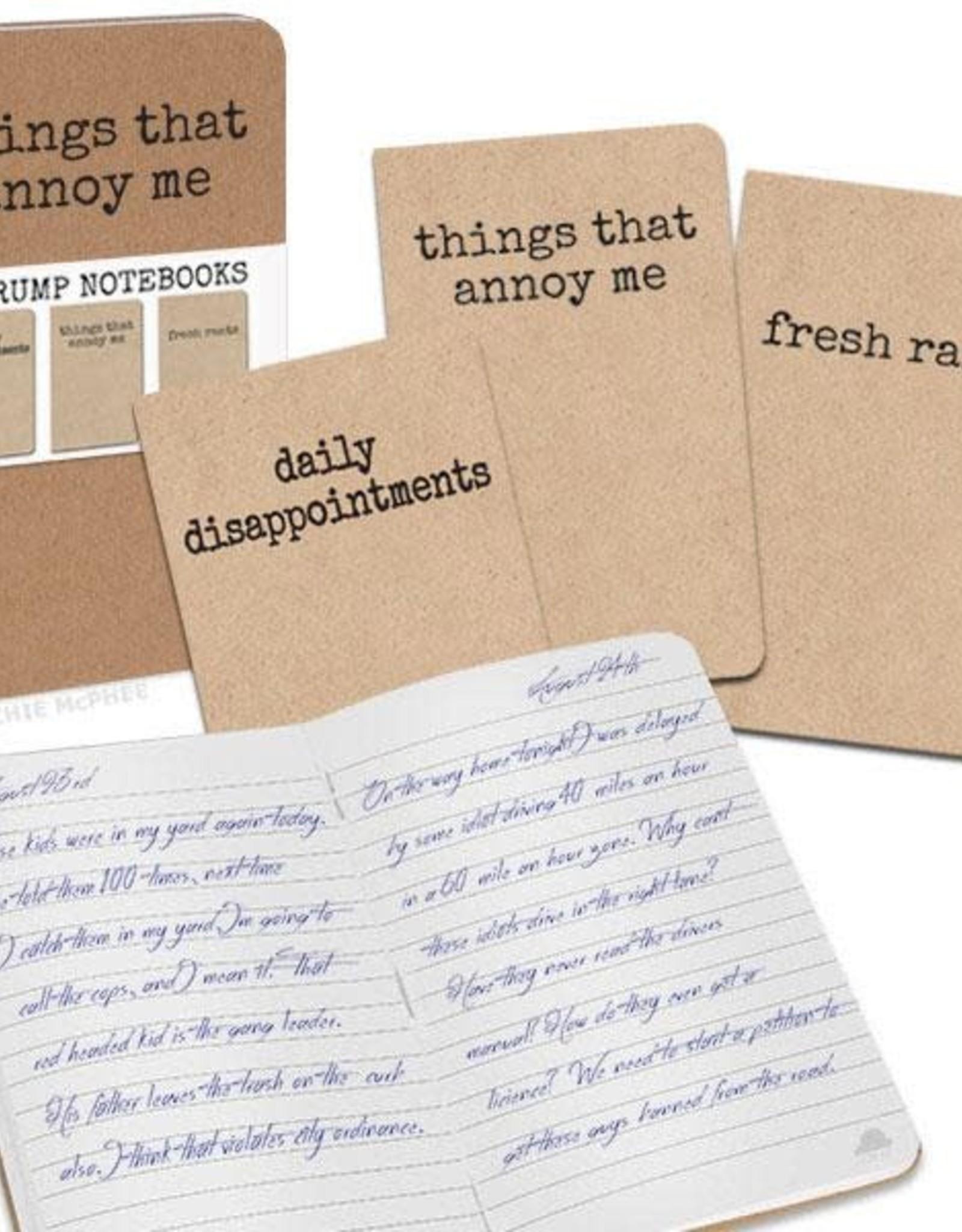 Archie McPhee Archie McPhee Notebook Sets