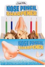 Archie McPhee Nose Pencil Sharpener