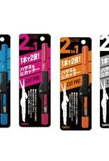 Ohto 2 In 1 Cutter & Scissors Cut Pro