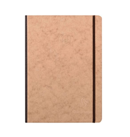 CLAIREFONTAINE Clairefontaine Basics Clothbound Dot Grid Notebook A5