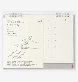 Midori MD Calendar 2022