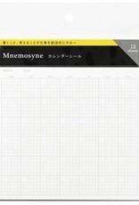 Maruman Mnemosyne Stickers