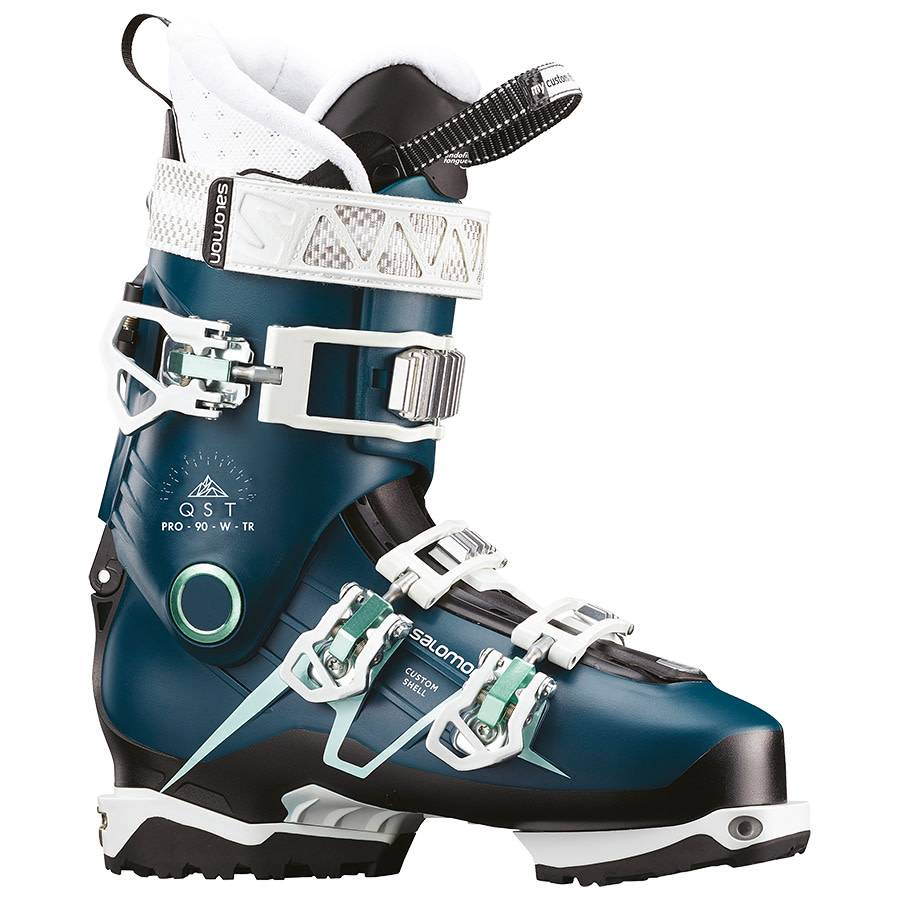 Verwonderend Salomon QST Pro 90 TR women's alpine ski boot - Sidecountry Sports IQ-53
