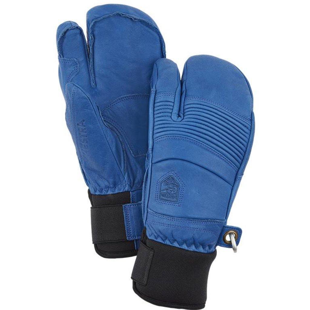 Hestra Hestra Leather 3 Finger Glove