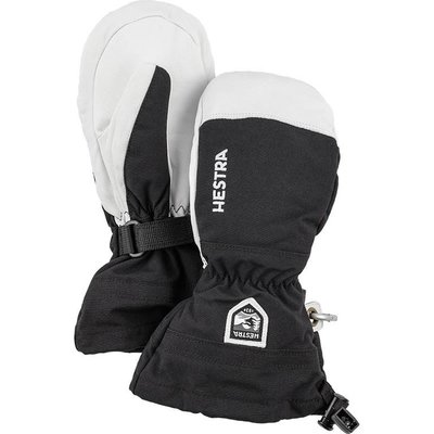 Hestra Hestra Army Leather Heli Ski Mitt Jr