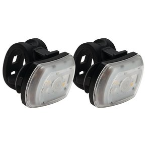 BLACKBURN Blackburn 2FER USB Light Front or Rear -  2 Pack