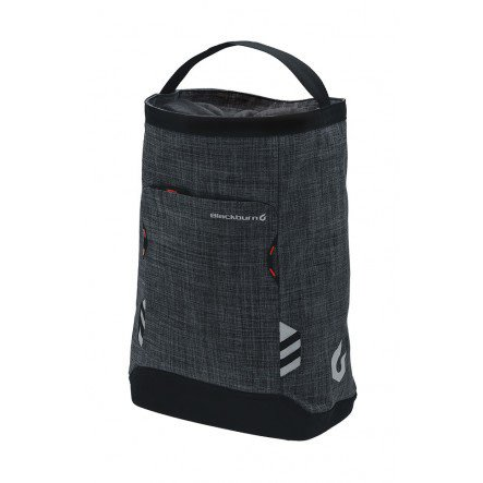 BLACKBURN Blackburn Central Shoppers Bag - Charcoal