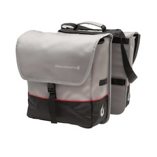 BLACKBURN Blackburn Local Saddle Bag Pannier - Black/Grey