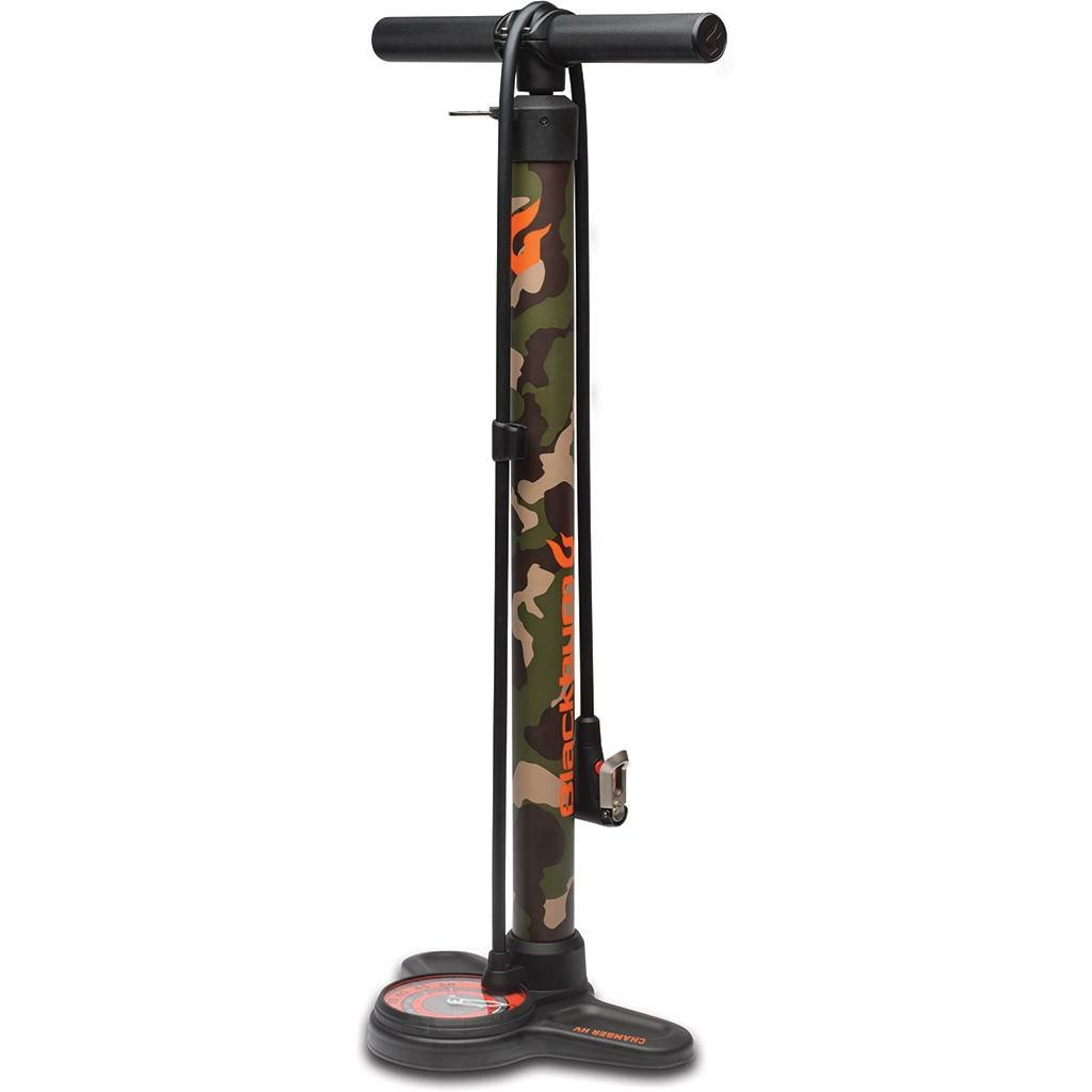 BLACKBURN Blackburn Chamber HV Floor Pump - Camo