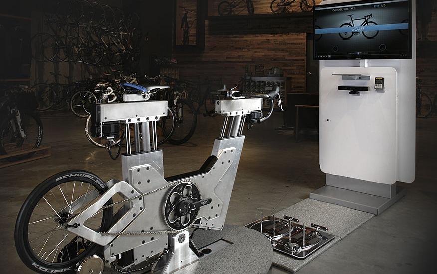 Guru Bike Fit System