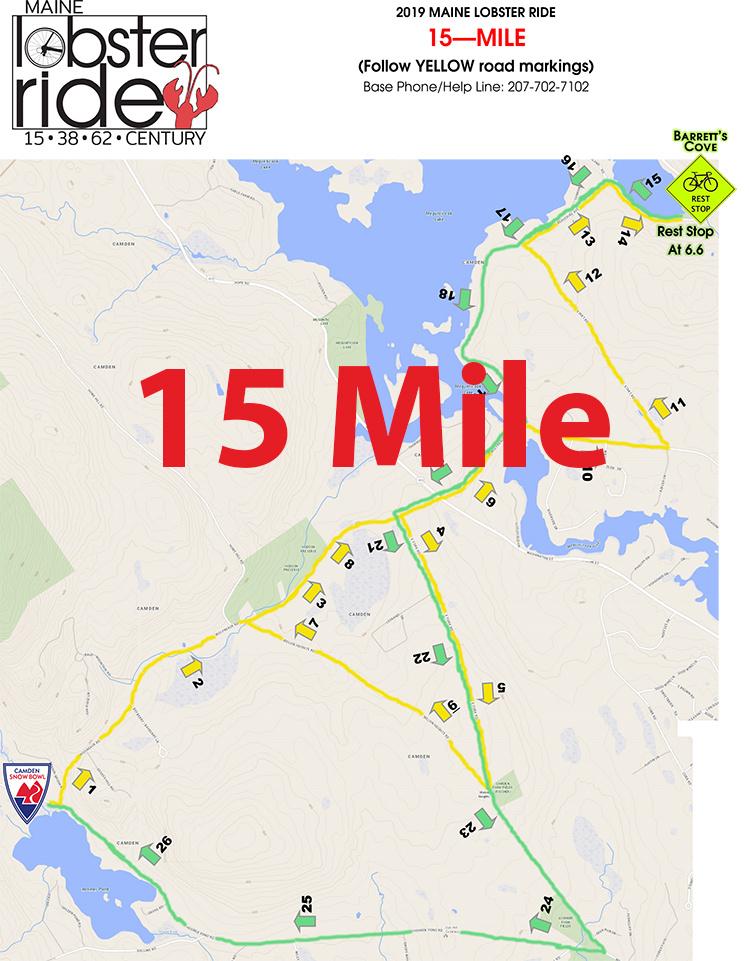15 Mile