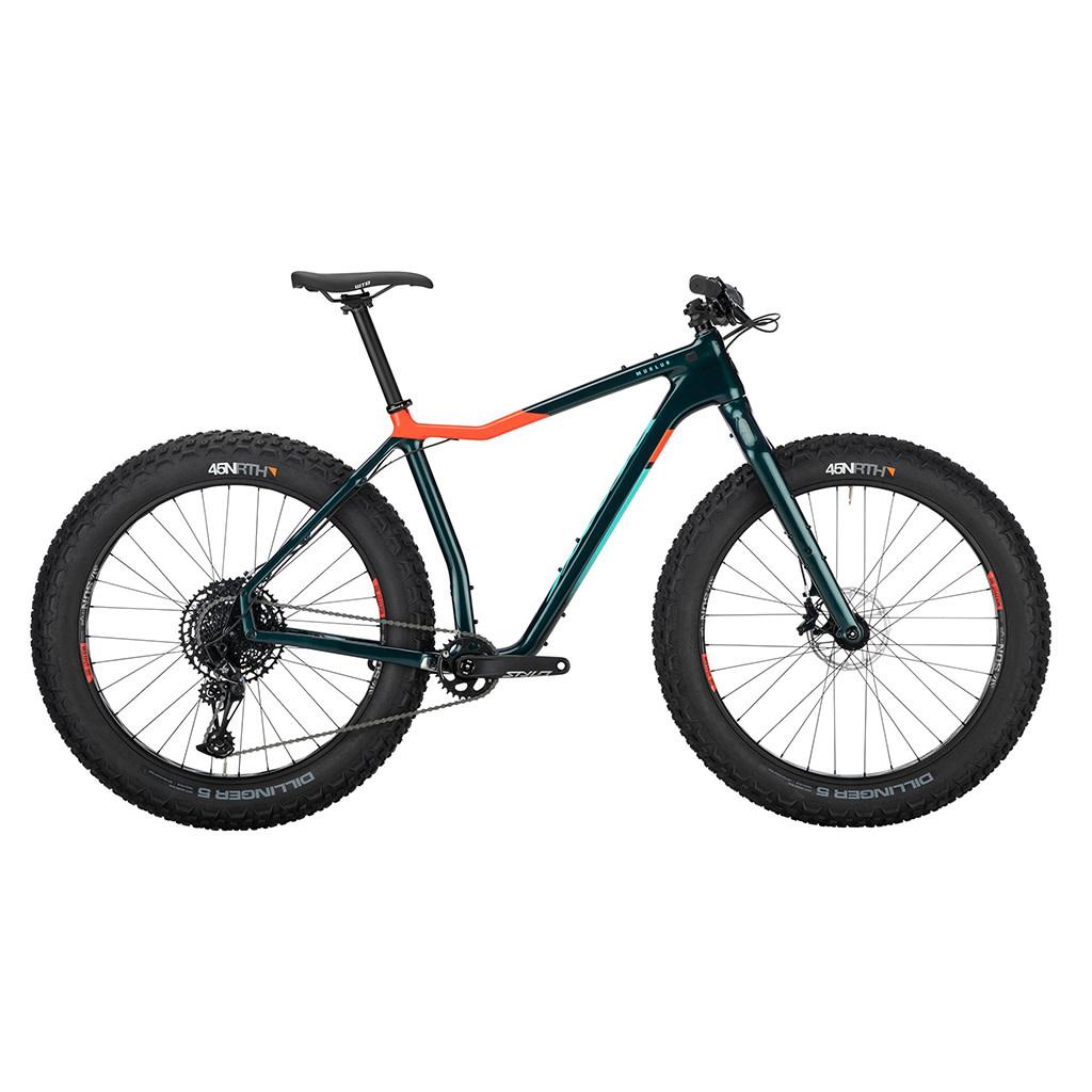 Salsa Salsa Mukluk Carbon NX Eagle Fat Bike