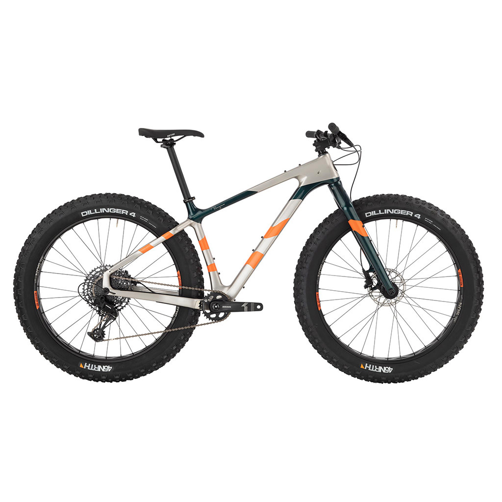 Salsa Salsa Beargrease Carbon SX Eagle Fat Bike