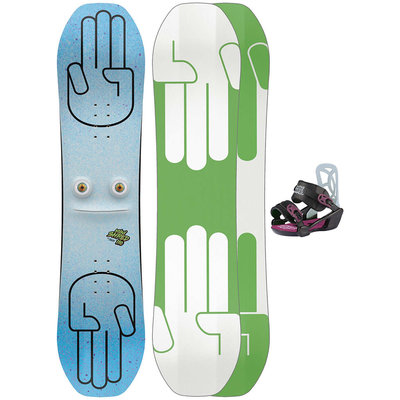 Bataleon Bataleon Mini Shred Combo