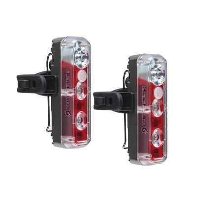 BLACKBURN Blackburn 2fer USB Light Set XL