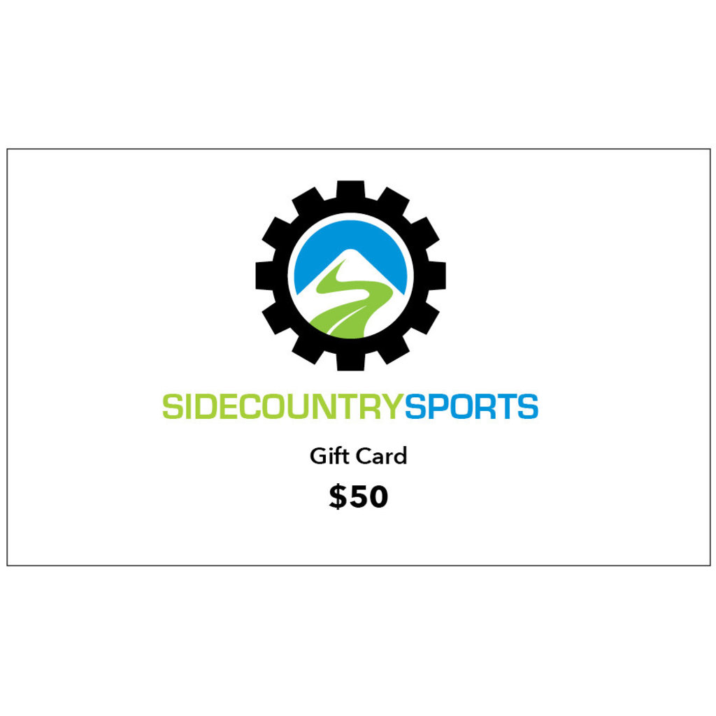 Sidecountry Sports Gift Card