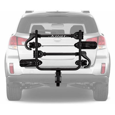 Kuat Kuat Transfer 2 Bike Tray Rack: Black