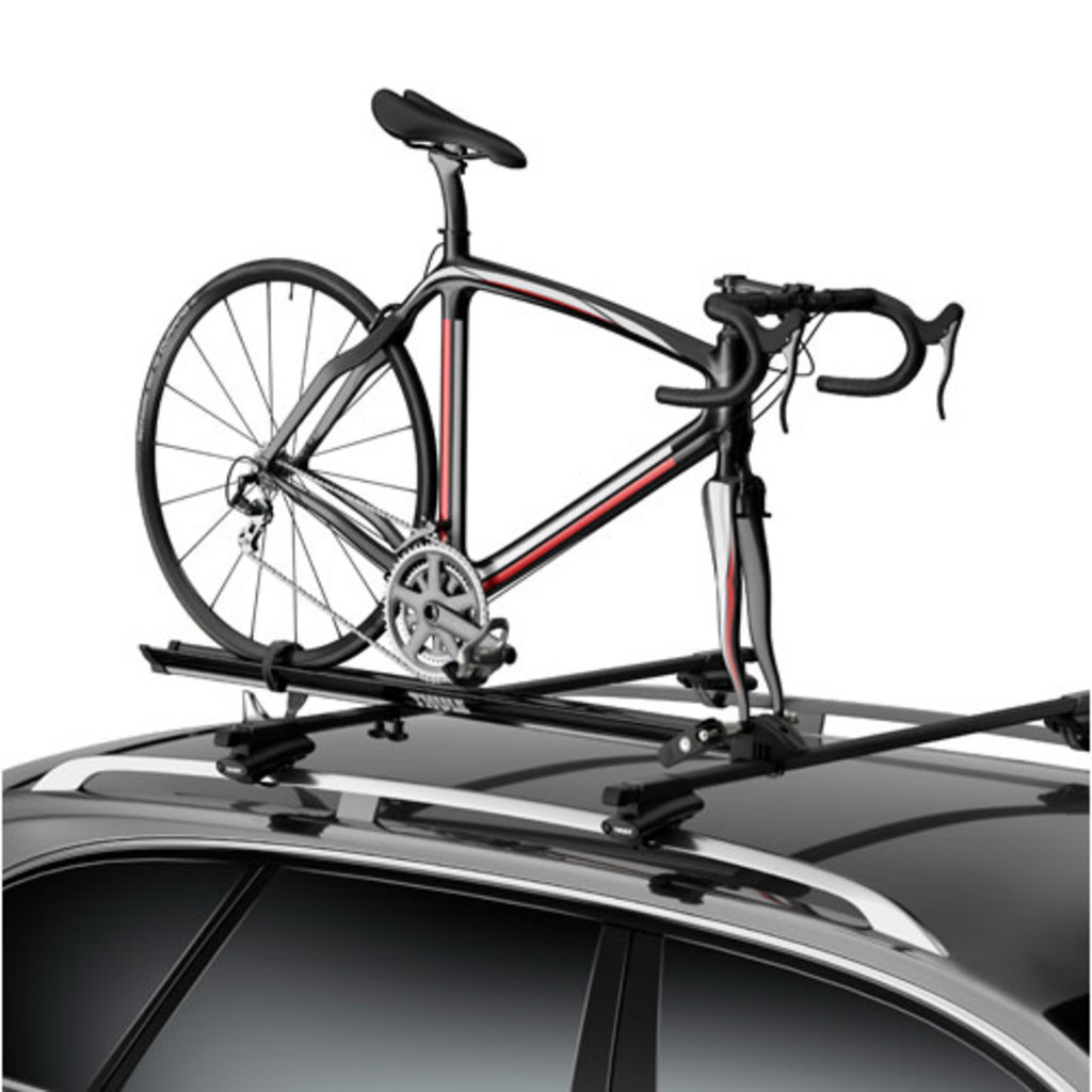 Thule Thule 516XT Prologue Roof Rack Fork Mount Bike Carrier: 1-Bike