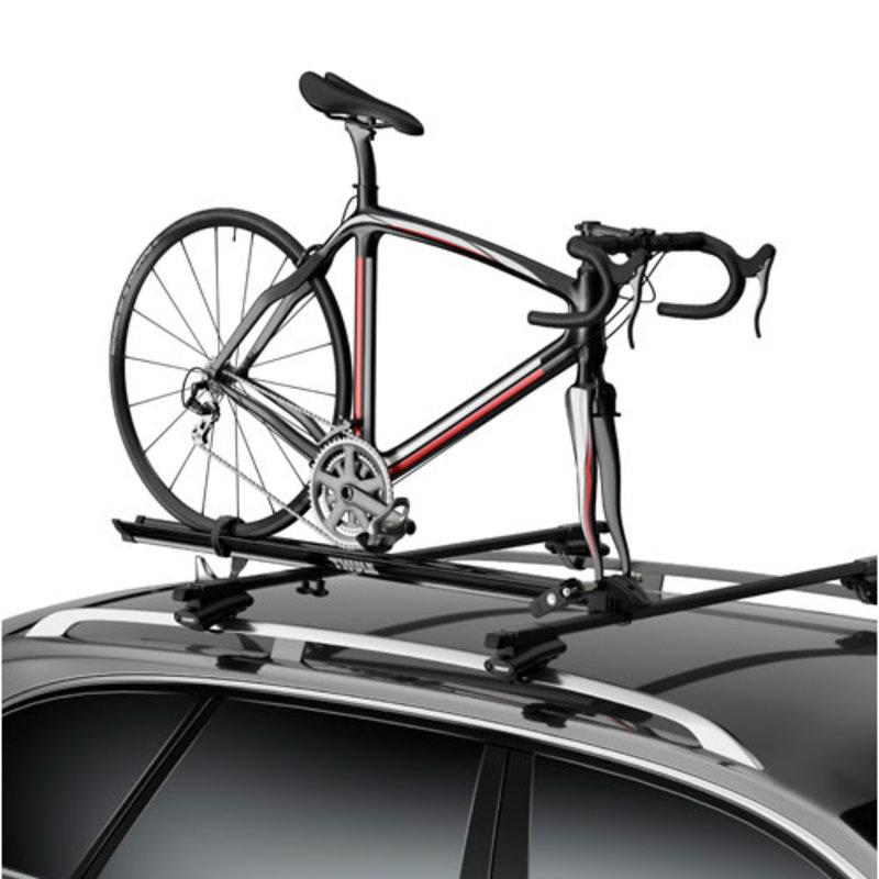 Thule Thule 516XT Prologue Roof Rack Fork Mount Bike Carrier: 1-Bike