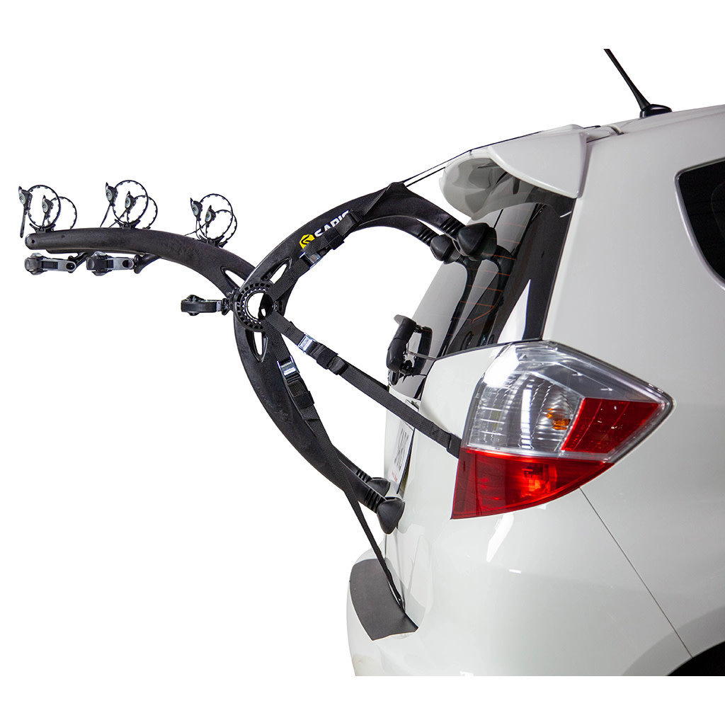 Saris Saris Bones EX 3-Bike Trunk Rack
