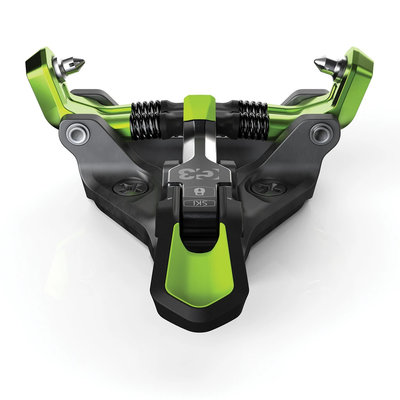 G3 G3 Zed 9 Binding (No Brake/Leash)