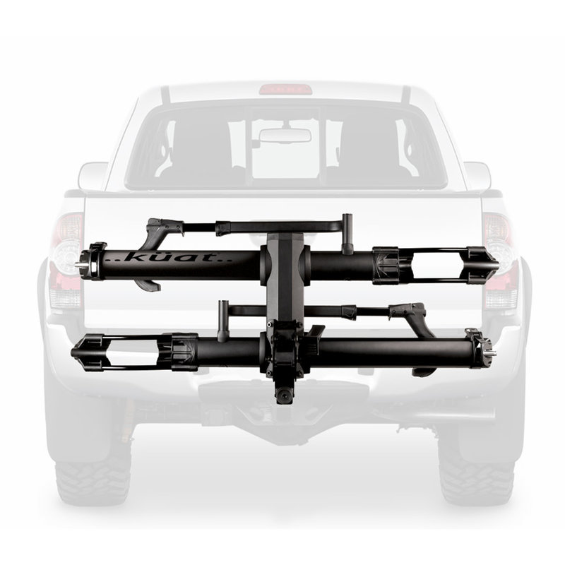 "Kuat Kuat NV 2.0 Base 2-Bike 2"" Hitch Rack - Black"